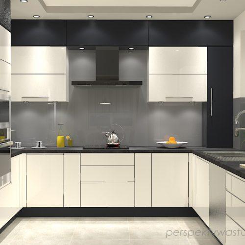 projekt-kuchni-projektowanie-wnętrz-lublin-perspektywa-studio-kuchnia-minimalistyczna-nowoczesna-fronty-bez-uchwytów-W-czarnej-obwódce-5