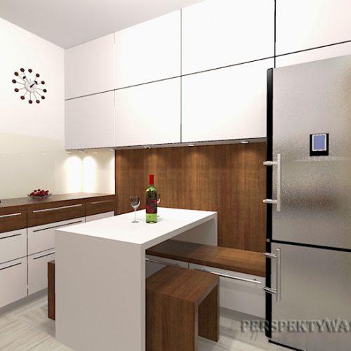 projekt-kuchni-projektowanie-wnętrz-lublin-perspektywa-studio-kuchnia-nowoczesna-białe-fronty-lakierowane-i-drewno-Kasztanowa-aleja-5
