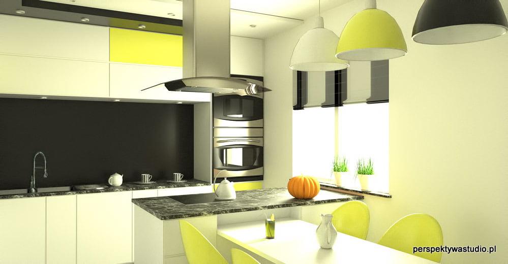 Kuchnia projekty i aranżacje kuchni, inspiracje i pomysły