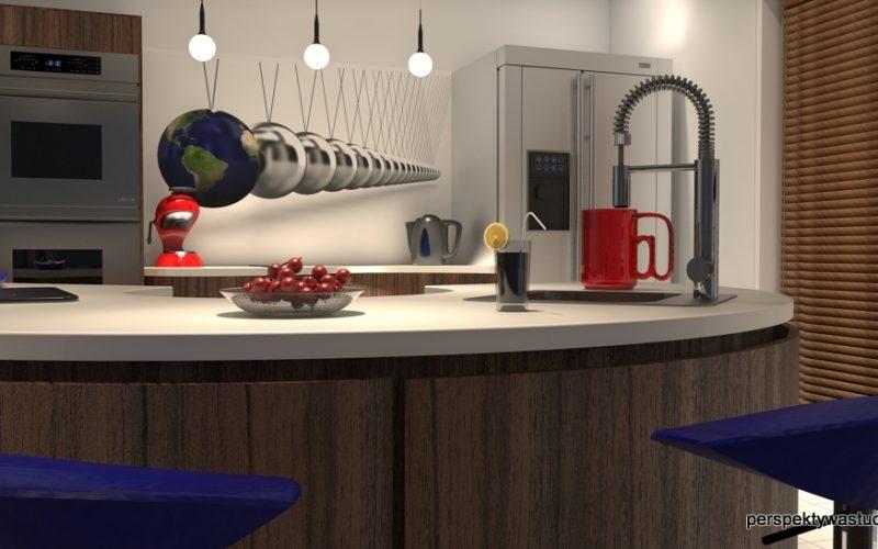 projekt-kuchni-projektowanie-wnętrz-lublin-perspektywa-studio-kuchnia-nowoczesna-wyspa-fronty-gięte-Kuchnia-Newtona-2