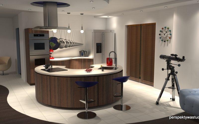 projekt-kuchni-projektowanie-wnętrz-lublin-perspektywa-studio-kuchnia-nowoczesna-wyspa-fronty-gięte-Kuchnia-Newtona-4