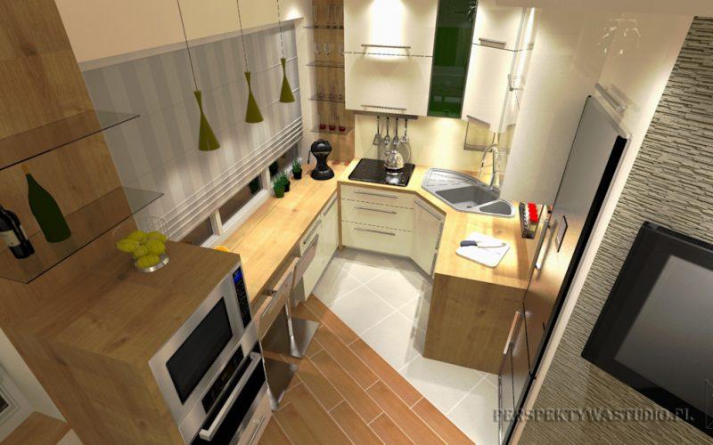 projekt-kuchni-projektowanie-wnętrz-lublin-perspektywa-studio-kuchnia-nowoczesna-z-jadalnią-okno-zlewozmywak-narożny-Mglisty-las-5