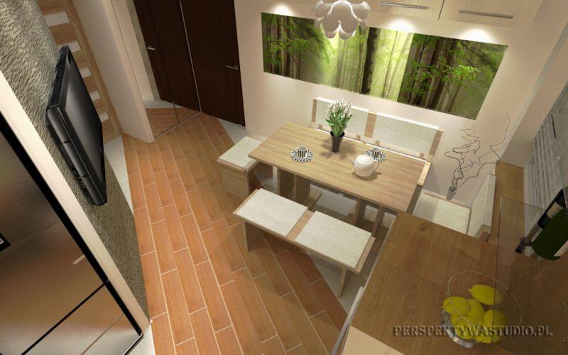 projekt-kuchni-projektowanie-wnętrz-lublin-perspektywa-studio-kuchnia-nowoczesna-z-jadalnią-okno-zlewozmywak-narożny-Mglisty-las-7