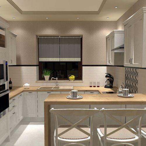 projekt-kuchni-salonu-projektowanie-wnętrz-lublin-perspektywa-studio-kuchnia-angielska-klasyczna-biała-salon-kanapa-narożna-kominek-Angielska-na-wschodzie-6