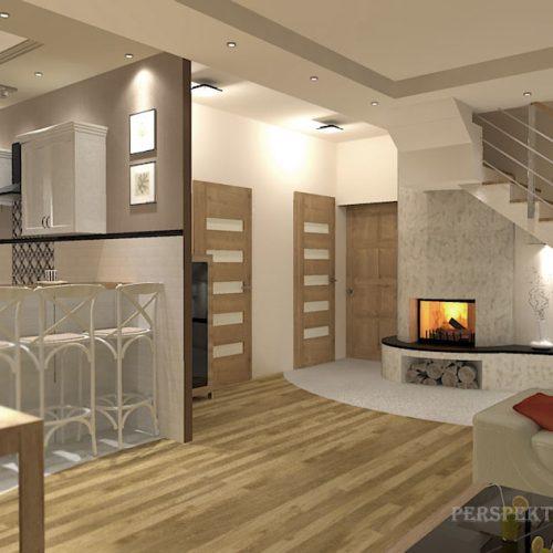 projekt-kuchni-salonu-projektowanie-wnętrz-lublin-perspektywa-studio-kuchnia-angielska-klasyczna-biała-salon-kanapa-narożna-kominek-Angielska-na-wschodzie-9