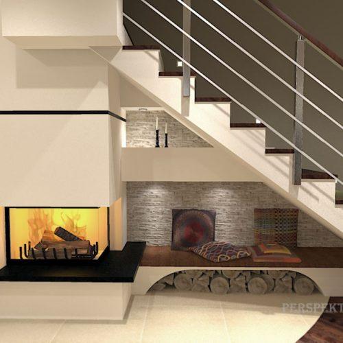 projekt-kuchni-salonu-projektowanie-wnętrz-lublin-perspektywa-studio-kuchnia-klasyczna-ciemne-drewno-2