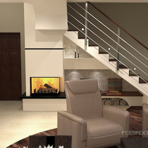 projekt-kuchni-salonu-projektowanie-wnętrz-lublin-perspektywa-studio-kuchnia-klasyczna-ciemne-drewno-9