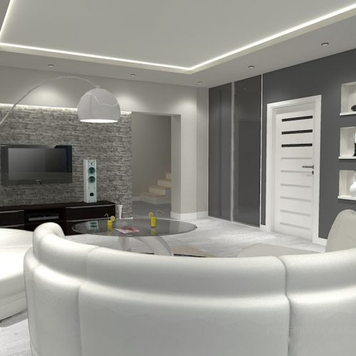 projekt-kuchni-salonu-projektowanie-wnętrz-lublin-perspektywa-studio-kuchnia-minimalistyczna-scandi-białe-fronty-salon-łupek-sarość-błekit-sofy-Meander-10