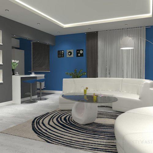 projekt-kuchni-salonu-projektowanie-wnętrz-lublin-perspektywa-studio-kuchnia-minimalistyczna-scandi-białe-fronty-salon-łupek-sarość-błekit-sofy-Meander-11