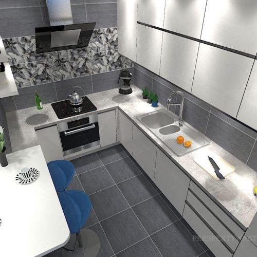 projekt-kuchni-salonu-projektowanie-wnętrz-lublin-perspektywa-studio-kuchnia-minimalistyczna-scandi-białe-fronty-salon-łupek-sarość-błekit-sofy-Meander-13