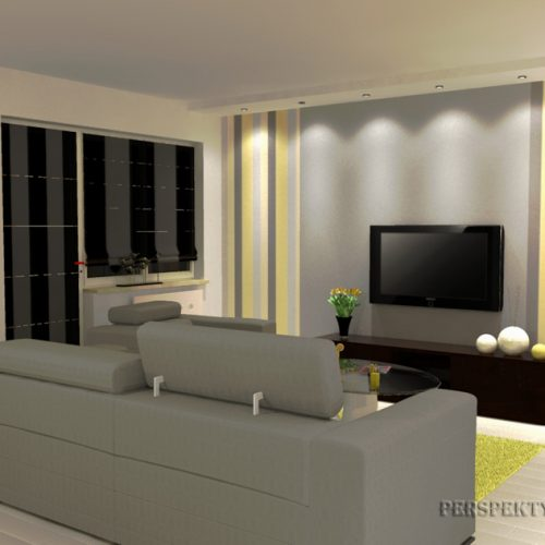 projekt-kuchni-salonu-projektowanie-wnętrz-lublin-perspektywa-studio-kuchnia-nowoczesana-minimalistyczna-zlewozmywak-narożny-salon-biokominek-w-bloku-Black-&-Yellow-9