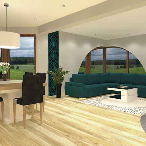 projekt-kuchni-salonu-projektowanie-wnętrz-lublin-perspektywa-studio-kuchnia-nowoczesna-białe-lakierowane-fronty-jadalnia-salon-nietypowe-okna-kominek-narożny-Lazurowe-Dmuchawce-10