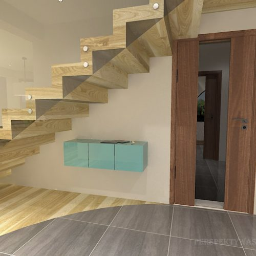 projekt-kuchni-salonu-projektowanie-wnętrz-lublin-perspektywa-studio-kuchnia-nowoczesna-białe-lakierowane-fronty-jadalnia-salon-nietypowe-okna-kominek-narożny-Lazurowe-Dmuchawce-4