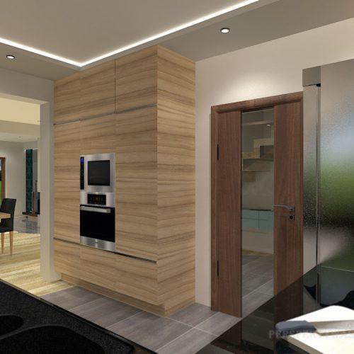 projekt-kuchni-salonu-projektowanie-wnętrz-lublin-perspektywa-studio-kuchnia-nowoczesna-białe-lakierowane-fronty-jadalnia-salon-nietypowe-okna-kominek-narożny-Lazurowe-Dmuchawce-8