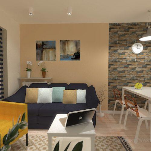 projekt-kuchni-salonu-projektowanie-wnętrz-lublin-perspektywa-studio-kuchnia-nowoczesna-białe-lakierowane-fronty-salon-cegła-sypialnia-kawalerka-Pod-palmami-6