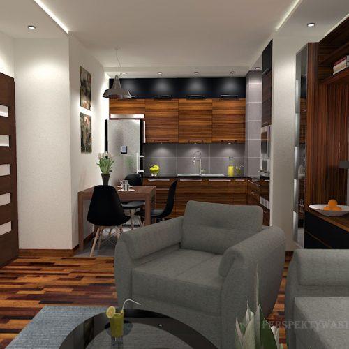 projekt-kuchni-salonu-projektowanie-wnętrz-lublin-perspektywa-studio-kuchnia-nowoczesna-grafit-palisander-piekarnik-w-wysokiej-zabudowie-salon-łupek-Grafit-i-palisander-6