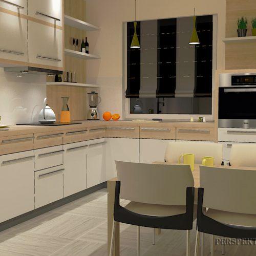 projekt-kuchni-salonu-projektowanie-wnętrz-lublin-perspektywa-studio-kuchnia-nowoczesna-lakierowane-fronty-drewno-stolik-salon-w-bloku-Extra-Virgin-1