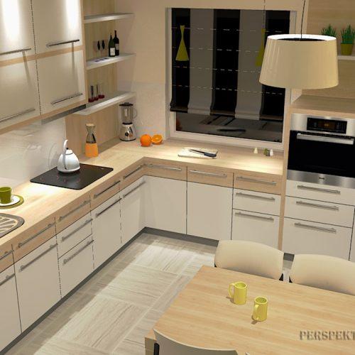 projekt-kuchni-salonu-projektowanie-wnętrz-lublin-perspektywa-studio-kuchnia-nowoczesna-lakierowane-fronty-drewno-stolik-salon-w-bloku-Extra-Virgin-3