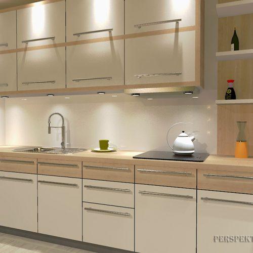 projekt-kuchni-salonu-projektowanie-wnętrz-lublin-perspektywa-studio-kuchnia-nowoczesna-lakierowane-fronty-drewno-stolik-salon-w-bloku-Extra-Virgin-4