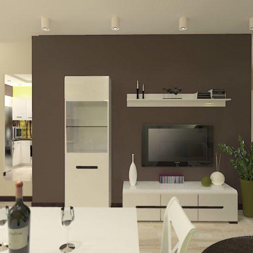 projekt-kuchni-salonu-projektowanie-wnętrz-lublin-perspektywa-studio-kuchnia-nowoczesna-minimalistyczna-nadruk-na-szkle-salon-kawalerka-sypialnia-Robin-Hood-6