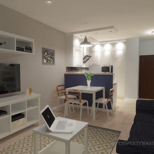 projekt-kuchni-salonu-projektowanie-wnętrz-lublin-perspektywa-studio-kuchnia-nowoczesna-minimalistyczna-salon-kawalerka-sypialnia-Góry-Granit-3