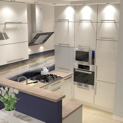 projekt-kuchni-salonu-projektowanie-wnętrz-lublin-perspektywa-studio-kuchnia-nowoczesna-minimalistyczna-salon-kawalerka-sypialnia-Góry-Granit-5