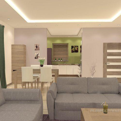 projekt-kuchni-salonu-projektowanie-wnętrz-lublin-perspektywa-studio-kuchnia-nowoczesna-modern-fronty-lakierowane-salon-jadalnia-incana-kominek-narożny-Bakłażan-1