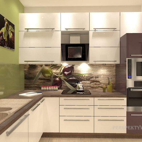 projekt-kuchni-salonu-projektowanie-wnętrz-lublin-perspektywa-studio-kuchnia-nowoczesna-modern-fronty-lakierowane-salon-jadalnia-incana-kominek-narożny-Bakłażan-9