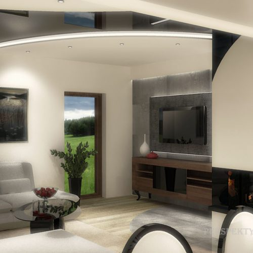 projekt-kuchni-salonu-projektowanie-wnętrz-lublin-perspektywa-studio-kuchnia-nowoczesna-nietypowe-okna-glamour-7