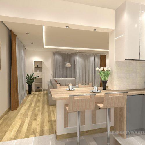 projekt-kuchni-salonu-projektowanie-wnętrz-lublin-perspektywa-studio-kuchnia-nowoczesna-z-barkiem-zabudowa-do-sufitu-salon-łupek-sofa-narożna-Ruda-1-6