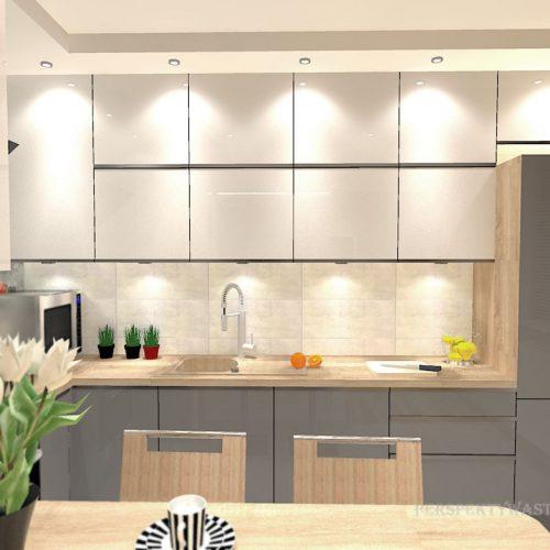 projekt-kuchni-salonu-projektowanie-wnętrz-lublin-perspektywa-studio-kuchnia-nowoczesna-z-barkiem-zabudowa-do-sufitu-salon-łupek-sofa-narożna-Ruda-1-7