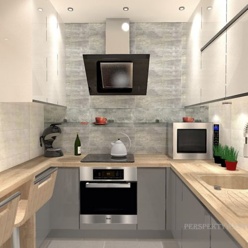projekt-kuchni-salonu-projektowanie-wnętrz-lublin-perspektywa-studio-kuchnia-nowoczesna-z-barkiem-zabudowa-do-sufitu-salon-łupek-sofa-narożna-Ruda-1-8