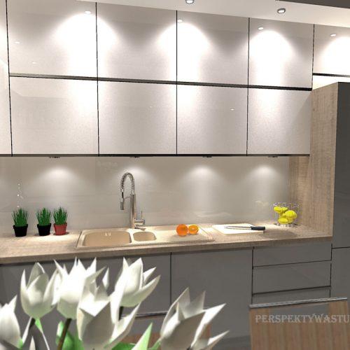 projekt-kuchni-salonu-projektowanie-wnętrz-lublin-perspektywa-studio-kuchnia-nowoczesna-z-barkiem-zabudowa-do-sufitu-salon-łupek-sofa-narożna-Ruda-2-1