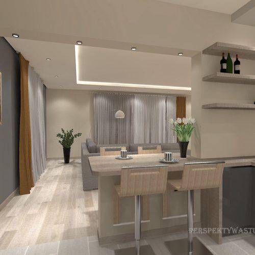 projekt-kuchni-salonu-projektowanie-wnętrz-lublin-perspektywa-studio-kuchnia-nowoczesna-z-barkiem-zabudowa-do-sufitu-salon-łupek-sofa-narożna-Ruda-2-2
