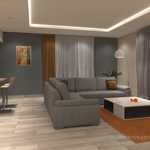 projekt-kuchni-salonu-projektowanie-wnętrz-lublin-perspektywa-studio-kuchnia-nowoczesna-z-barkiem-zabudowa-do-sufitu-salon-łupek-sofa-narożna-Ruda-2-6