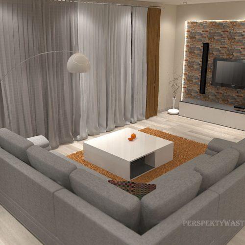 projekt-kuchni-salonu-projektowanie-wnętrz-lublin-perspektywa-studio-kuchnia-nowoczesna-z-barkiem-zabudowa-do-sufitu-salon-łupek-sofa-narożna-Ruda-2-8