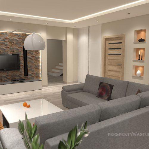 projekt-kuchni-salonu-projektowanie-wnętrz-lublin-perspektywa-studio-kuchnia-nowoczesna-z-barkiem-zabudowa-do-sufitu-salon-łupek-sofa-narożna-Ruda-2-9