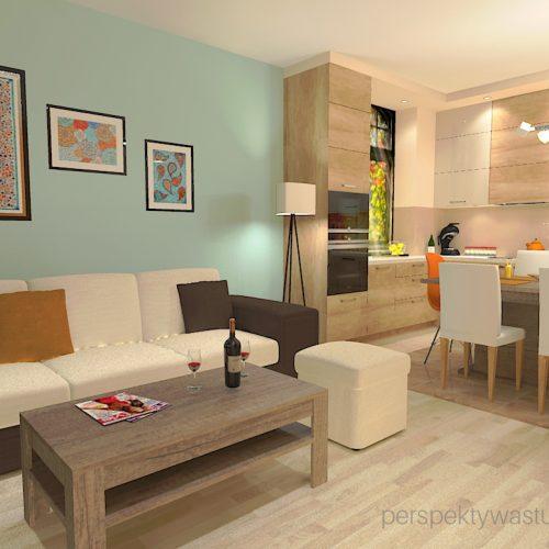projekt-kuchni-salonu-projektowanie-wnętrz-lublin-perspektywa-studio-kuchnia-styl-nowoczesny-kolor-pomarańczowy-fototapeta-z-oknem-fronty-lakierowne-i-drewno-w-kuchni-Wojna-klonów-6