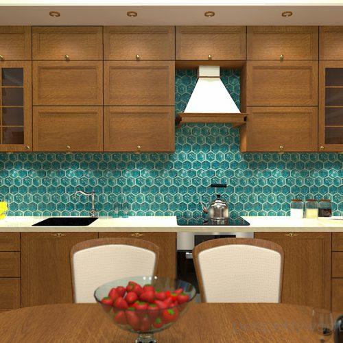 projekt-kuchni-salonu-projektowanie-wnętrz-lublin-perspektywa-studio-kuchnia-z-salonem-styl-klasyczny-meble-dębowe-kamienica-mozaika-lazurowa-Wodogrzmoty-mickiewicza-4