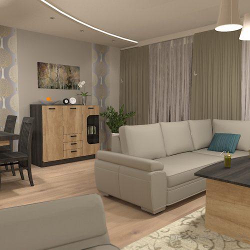 projekt-kuchni-salonu-projektowanie-wnętrz-lublin-perspektywa-studio-kuchnia-z-salonem-styl-klasyczny-sufity-podwieszane-łuki-taśy-led-Pod-kasztanami-1