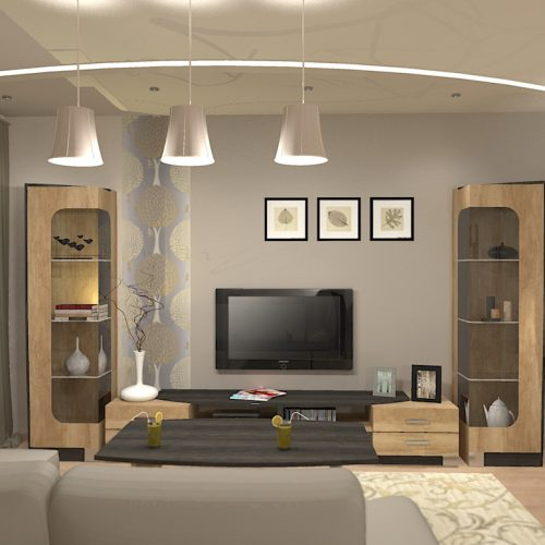 projekt-kuchni-salonu-projektowanie-wnętrz-lublin-perspektywa-studio-kuchnia-z-salonem-styl-klasyczny-sufity-podwieszane-łuki-taśy-led-Pod-kasztanami-4