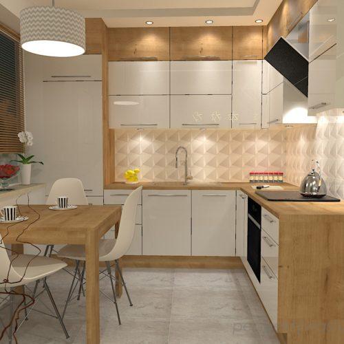 projekt-kuchni-salonu-projektowanie-wnętrz-lublin-perspektywa-studio-kuchnia-z-salonem-styl-nowoczesny-szara-podłoga-białe-drzwi-sufity-podwieszane-z-taśma-led-żółte-akcenty-Ananas-8