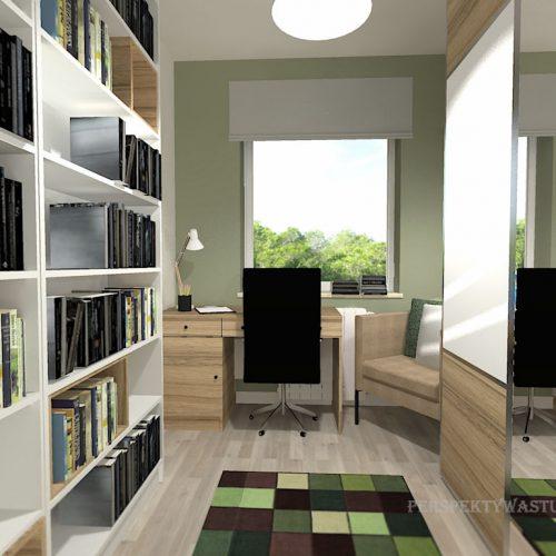 projekt-pokoju-projektowanie-wnętrz-lublin-perspektywa-studio-gabinet-do-pracy-regał-z-książkami-Oliwka-106