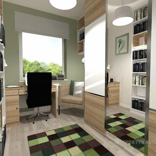 projekt-pokoju-projektowanie-wnętrz-lublin-perspektywa-studio-gabinet-do-pracy-regał-z-książkami-Oliwka-107