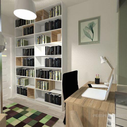 projekt-pokoju-projektowanie-wnętrz-lublin-perspektywa-studio-gabinet-do-pracy-regał-z-książkami-Oliwka-111