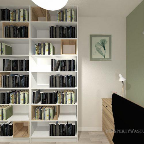 projekt-pokoju-projektowanie-wnętrz-lublin-perspektywa-studio-gabinet-do-pracy-regał-z-książkami-Oliwka-112