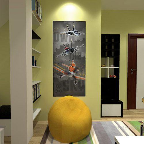 projekt-pokoju-projektowanie-wnętrz-lublin-perspektywa-studio-pokój-chłopca-8-lat-Chłopiec-i-samolot-97