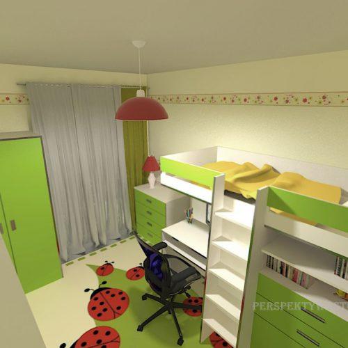 projekt-pokoju-projektowanie-wnętrz-lublin-perspektywa-studio-pokój-dla-dziewczynki-6-lat-Biedronka-81