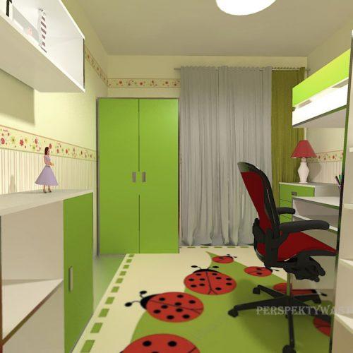projekt-pokoju-projektowanie-wnętrz-lublin-perspektywa-studio-pokój-dla-dziewczynki-6-lat-Biedronka-85