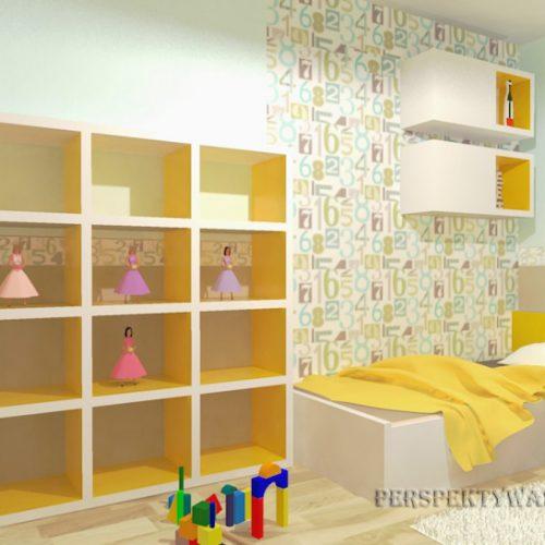 projekt-pokoju-projektowanie-wnętrz-lublin-perspektywa-studio-pokój-dziewczynki-6-lat-żółty-Lemonade-42